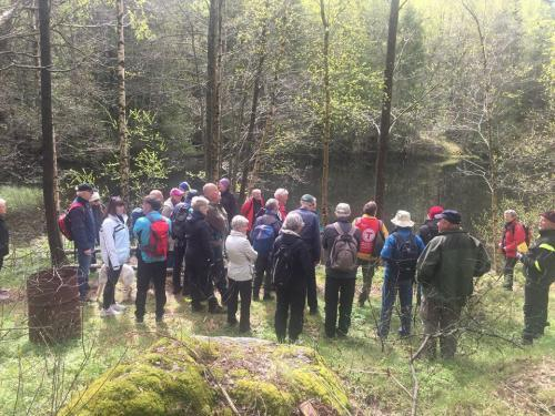 Historisk vandretur i Jerndalen, Tombdalen og Rørfjell i Råde