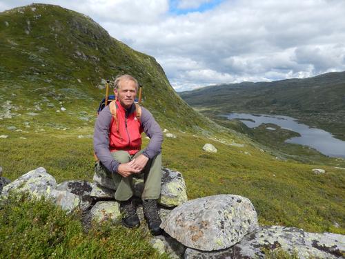 Harald Bøhn ny leder av Oppegård Turlag