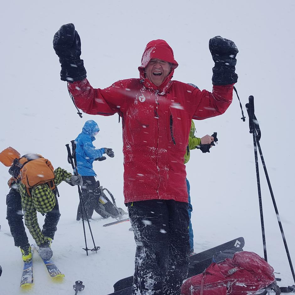 Årets fjellsporter 2020 - Petter Bjørstad -