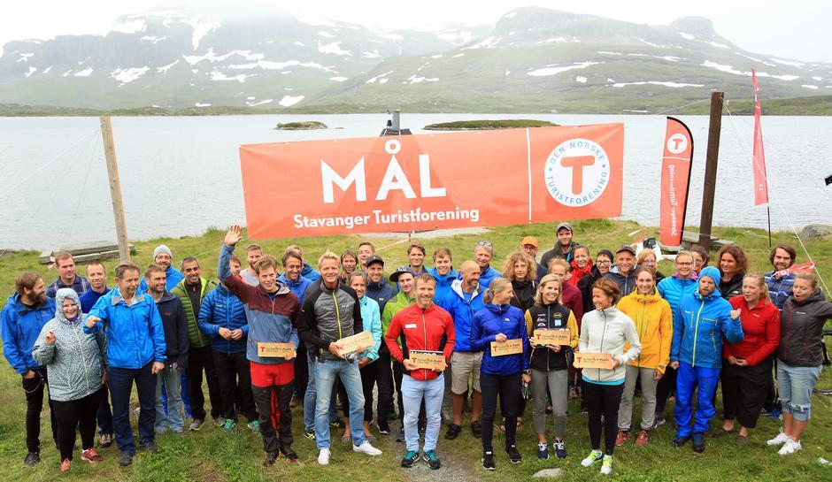 Deltakere Haukeli Ultra Trail 2016