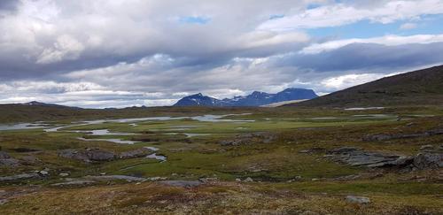Bli med på tur gjennom Svensk ødemark til kysten i Nord Norge