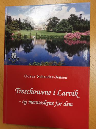 Ny bok: Treschowene i Larvik - og menneskene før dem.