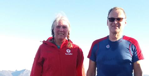 Mangeårige  styreleder i Lofoten Turlag takker for seg.