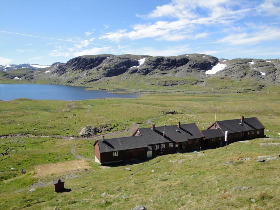 Litlos, Hardangervidda Foto: Maria Bisgaard
