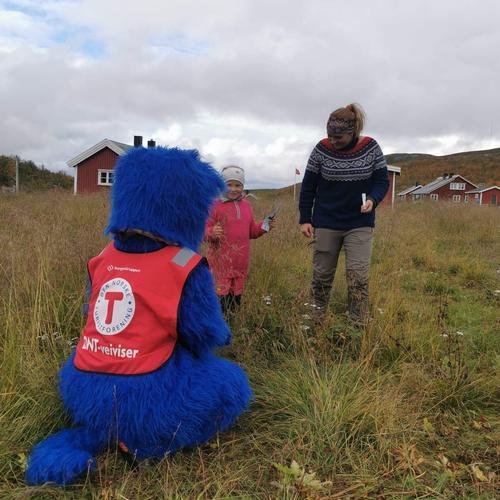 Minner fra årets tur til Jotka fjellstue