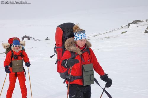 Pakkeliste for skiturer i vinterfjellet