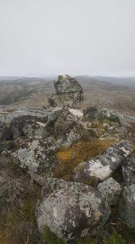 Toppen av Stortua