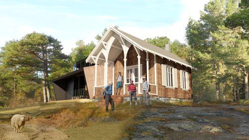 Storlihytta - en hytte for folket
