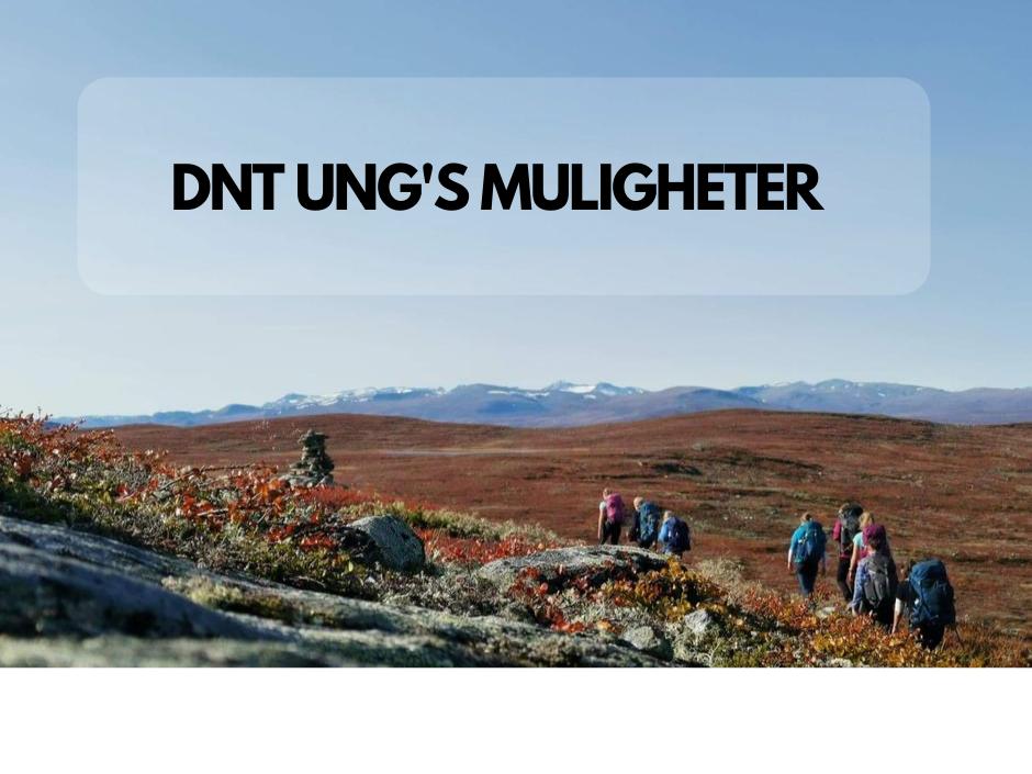 Fra Langsua med DNT ung Lillehammer