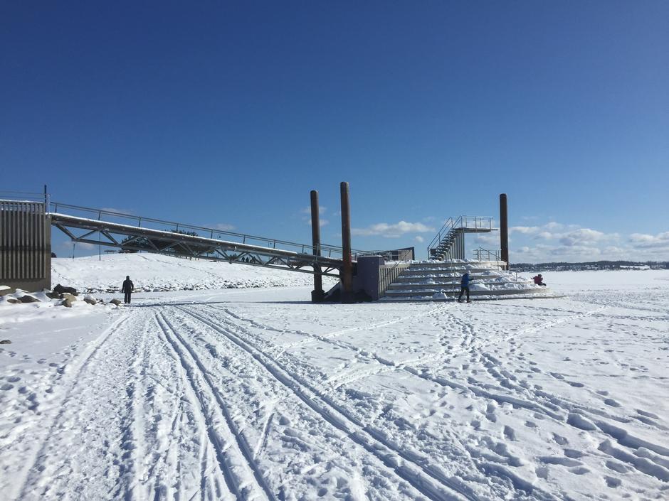 Hamar skiklubb kjører nærløyper til Hamar på vegne av Hedmarken Turistløyper