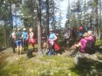 12. juni hadde Seniorgruppa tur til Groliberget-Fuksebrekk