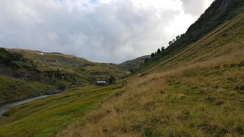 Slik gjekk turen til Yngnisdalsfjellet
