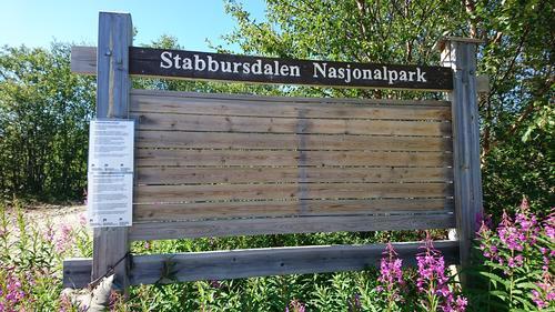 Stabbursdalen er nasjonalpark