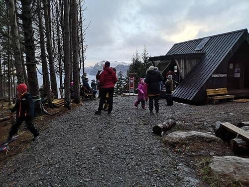 Turrapport Kom deg ut dagen BT Selje på Risnakken