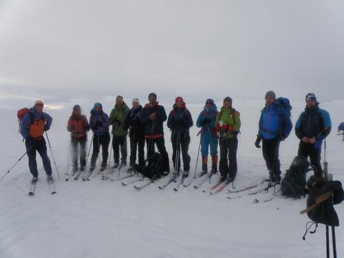 Skitur til Gråhø.29.04-01.05