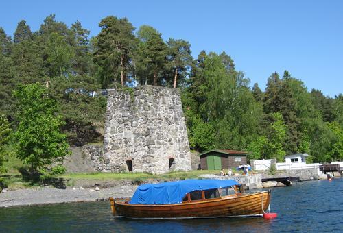 Fottur på Brønnøya