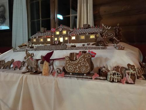 Tips: Ta julekaffen på Kobberhaughytta