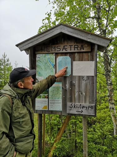 Askviksetra Veståsen Søndre Land onsdag 12.juni
