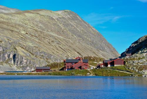 Helgetur Rondane. Foto: Kristin Bochud