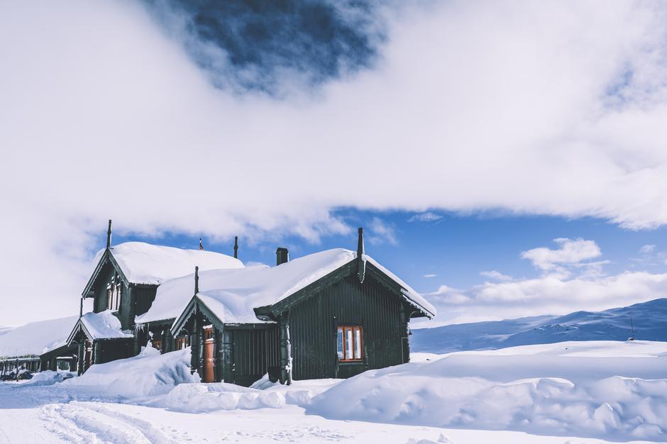 Haukeliseter fjellstue holder alltid åpent - også over jul og nyttår!