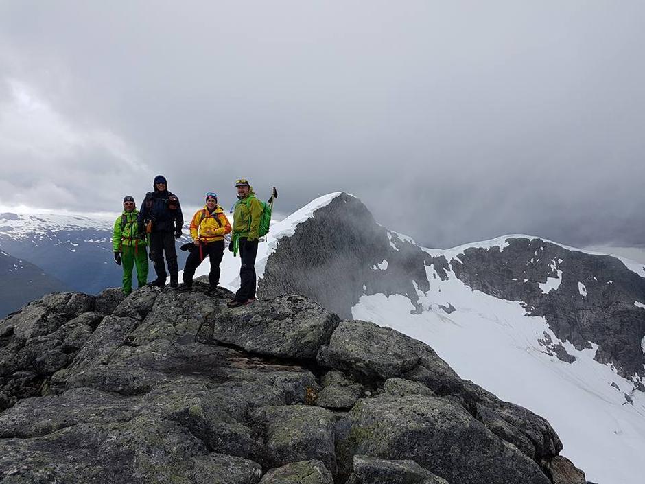09.07.2017 - Storskredfjellet