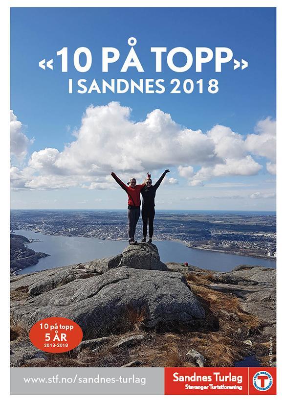 """""""10 på topp"""" 2018 lanseres 8. april. Følg med!!"""