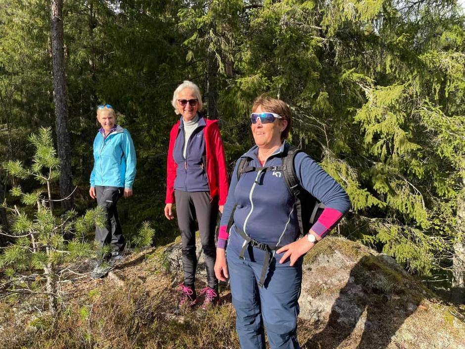 Nærtur  til Styggvann - Lørenskog Turlag