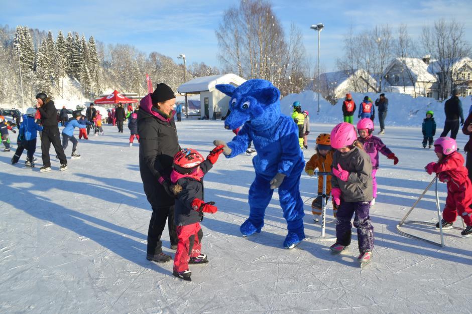 Kom deg ut-dagen Lillehammer 2019
