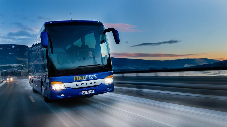 Buss til Topp7 Lillehammer (Turer over 7, 5 eller 3 fjell).