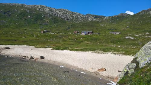 Årbergsstølen ved Nykksvatnet