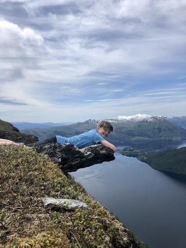 Foto på Bjødnanebbet er obligatorisk!