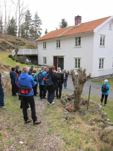 Seniortur til Korskjerra - Vallekjær