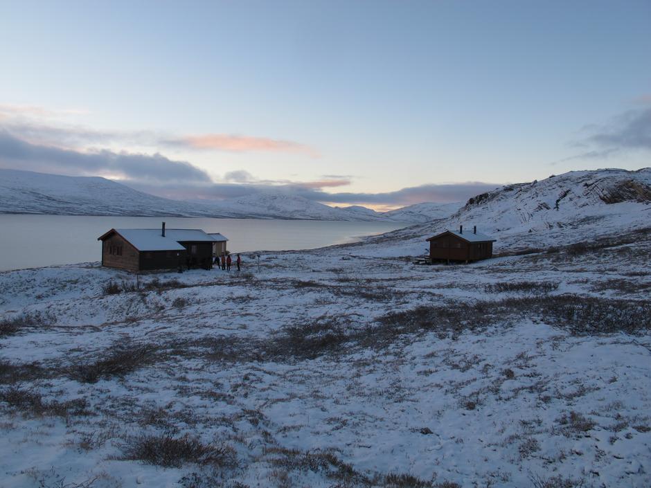 Bilde av Bjellåvasstua