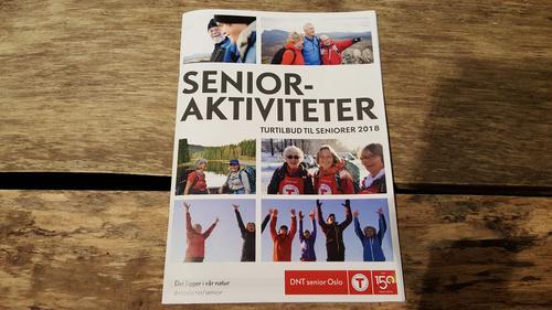 Senioraktivitetene har startet opp igjen - bli med!
