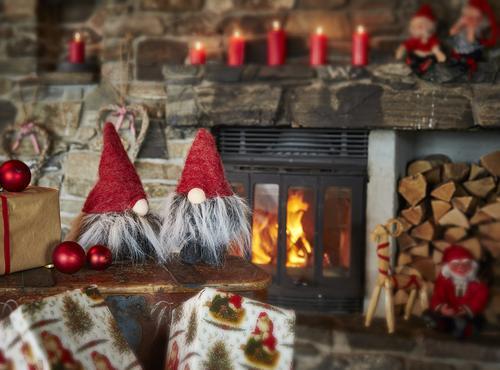 Jul og nyttår på Haukeliseter