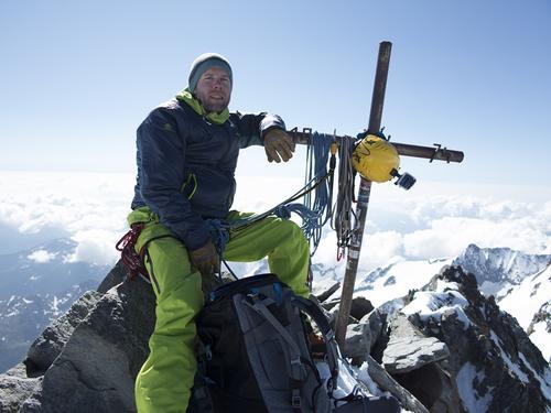 DNT ung: Torsdagkveld med Tormod Granheim om 4000-meter toppene