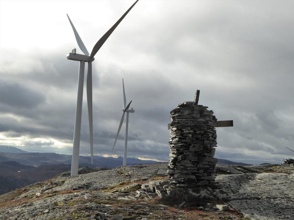 Det gir nå håp om at vi slipper at natur- og friluftsområder blir ofret til vindindustri i fremtiden.
