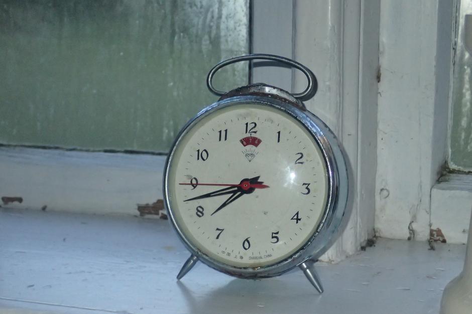 Råkeneset- Der tida går i sitt tempo