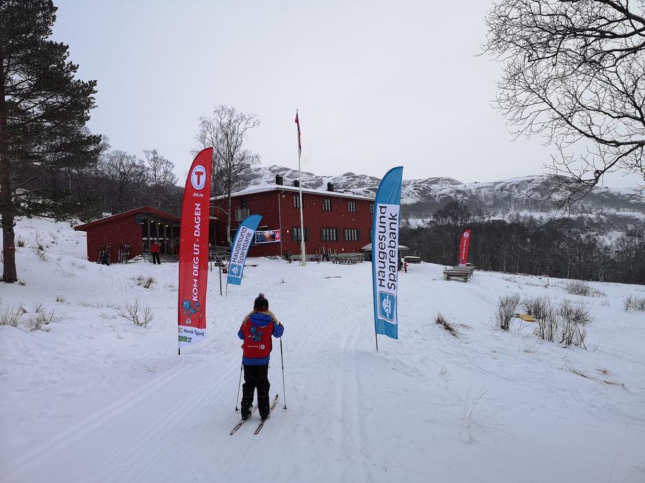 Kom deg ut-dagen vinter på Olalia 2019