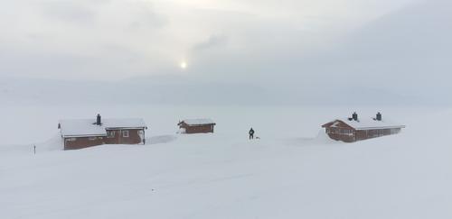 Bjellåvasstua, Saltfjellet