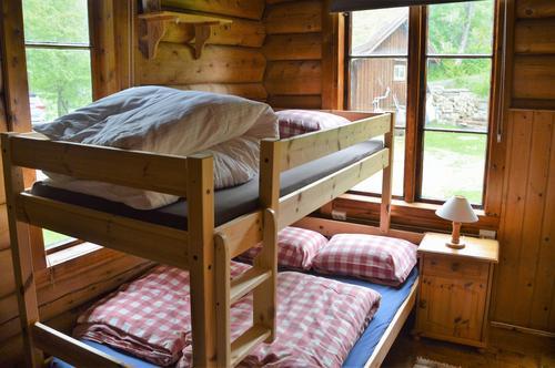 Jomfruburet, soverom med plass til 3