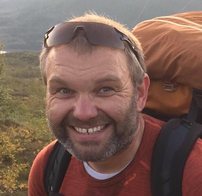Styreleder Kristian Jakobsen