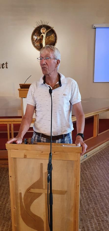 Per Stubbraaten er valgt inn som styreleder i DNT Ringerike.