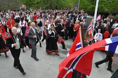 Vi deltar i Borgertoget 17. mai!