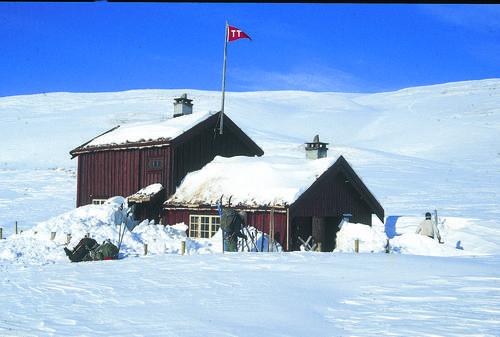 Orkelsjøhytta - ubetjent hytte