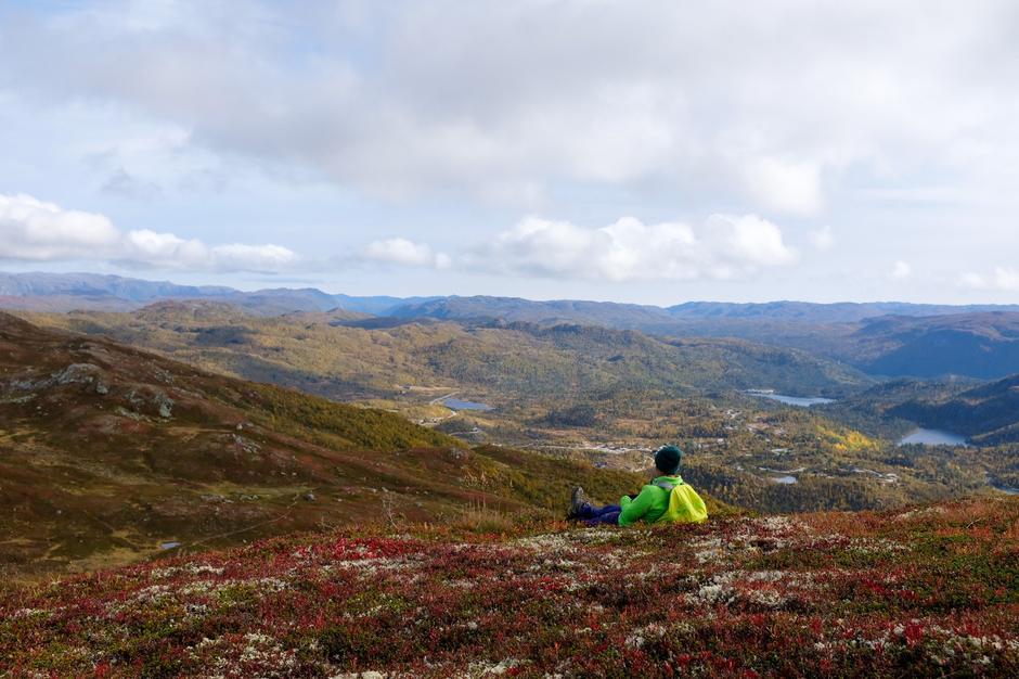 Ta med deg venner eller familie og opplev magien på fjellet i høstferien!