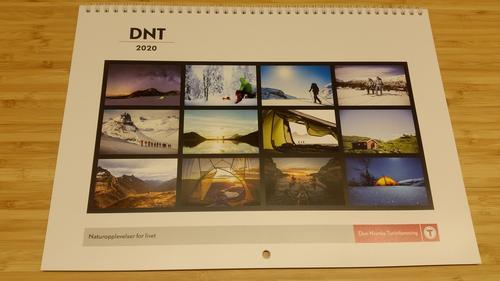 DNT-kalenderen 2020