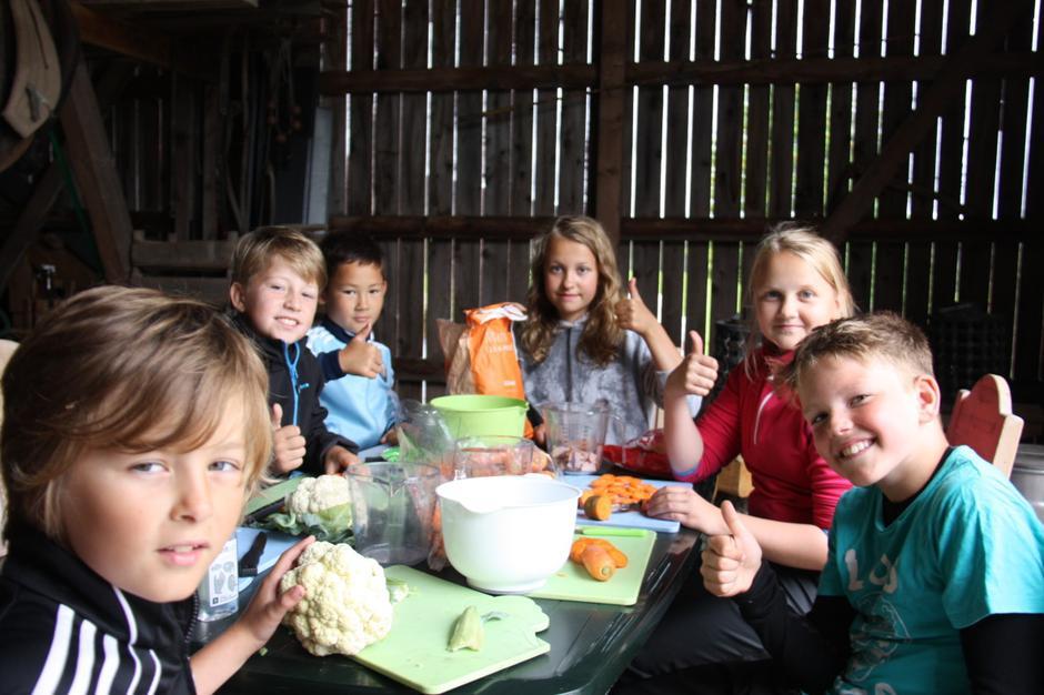 Friluftsskolen i Lørenskog er et samarbeid mellom DNT og Lørenskog Kommune og avholdes på Losby.