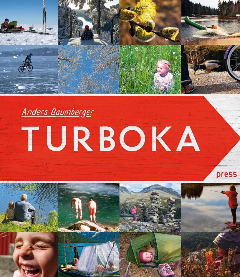 Turboka er solgt i 10 000 eksemplarer og omtales som den ultimate boken for alle som vil ha litt inspirasjon til fine aktiviteter og turer med familien.