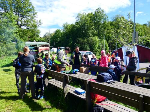 Barnas Turlag: Fisketur med Borre Jeger- og Fiskerlag AVLYST